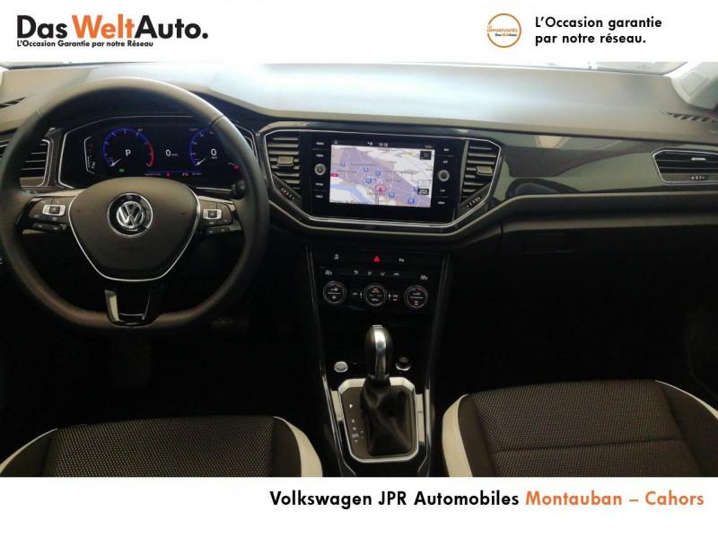 Volkswagen T-Roc T-Roc 1.5 TSI 150 EVO Start/Stop DSG7 Carat 5p Marron occasion à montauban - photo n°5