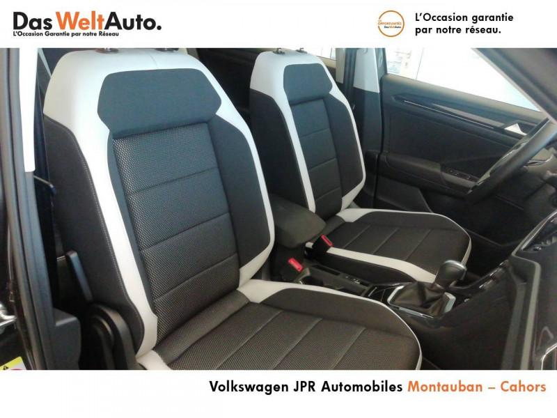 Volkswagen T-Roc T-Roc 1.5 TSI 150 EVO Start/Stop DSG7 Carat 5p Marron occasion à montauban - photo n°6