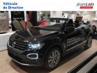 Volkswagen T-Roc T-Roc 1.5 TSI EVO 150 Start/Stop DSG7 Cabriolet Style 2p Noir à Saint-Jean-de-Maurienne 73