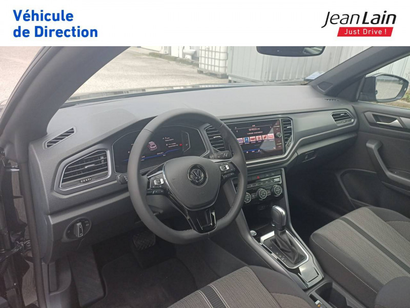 Volkswagen T-Roc T-Roc 1.5 TSI EVO 150 Start/Stop DSG7 Cabriolet Style 2p Noir occasion à Albertville - photo n°11