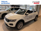 Volkswagen T-Roc T-Roc 1.5 TSI EVO 150 Start/Stop DSG7 Cabriolet Style 2p Blanc à La Motte-Servolex 73
