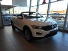 Volkswagen T-Roc T-Roc 1.5 TSI EVO 150 Start/Stop DSG7 Cabriolet Style 2p Blanc à Ville-la-Grand 74