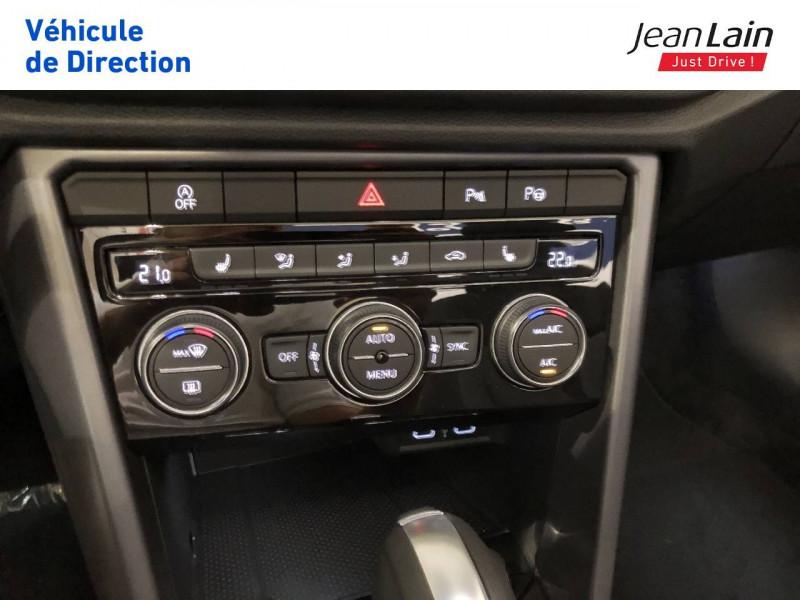 Volkswagen T-Roc T-Roc 1.5 TSI EVO 150 Start/Stop DSG7 Cabriolet Style 2p Noir occasion à Margencel - photo n°14