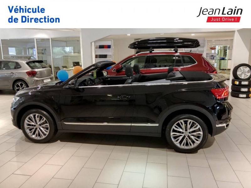 Volkswagen T-Roc T-Roc 1.5 TSI EVO 150 Start/Stop DSG7 Cabriolet Style 2p Noir occasion à Margencel - photo n°8