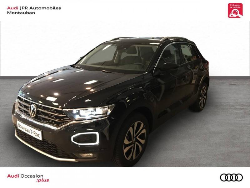 Volkswagen T-Roc T-Roc 2.0 TDI 115 Start/Stop BVM6 Active 5p  occasion à Cahors