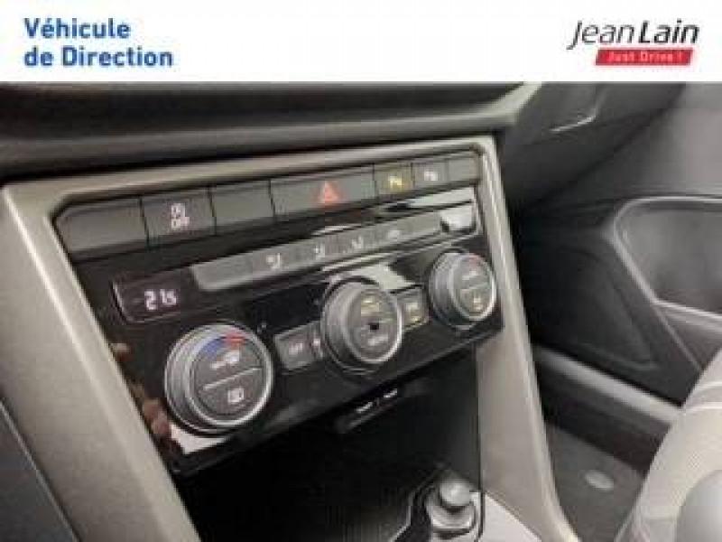 Volkswagen T-Roc T-Roc 2.0 TDI 150 Start/Stop BVM6 Lounge 5p Noir occasion à Cessy - photo n°14
