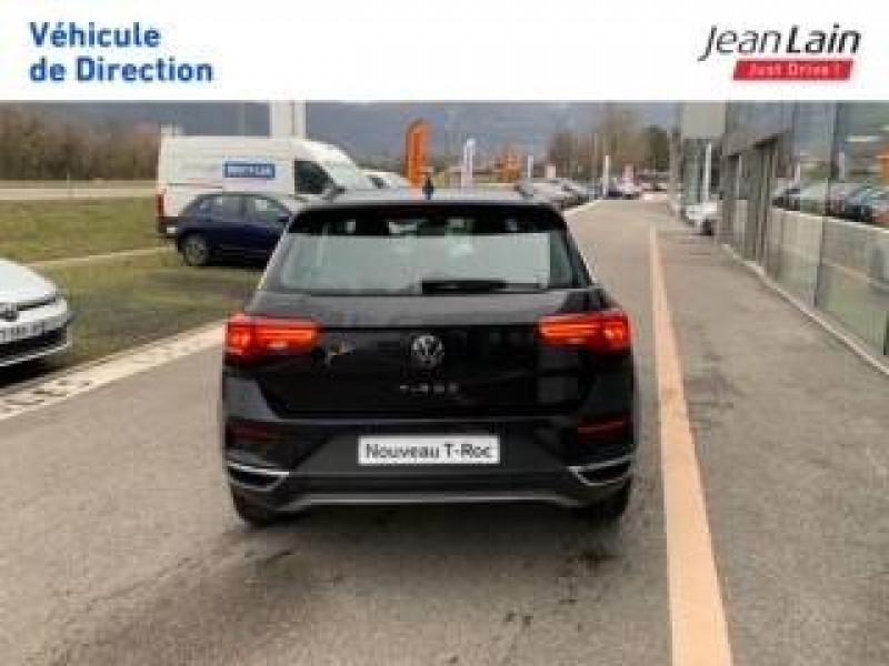Volkswagen T-Roc T-Roc 2.0 TDI 150 Start/Stop BVM6 Lounge 5p Noir occasion à Cessy - photo n°6