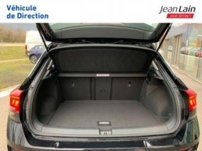 Volkswagen T-Roc T-Roc 2.0 TDI 150 Start/Stop BVM6 Lounge 5p Noir occasion à Cessy - photo n°10