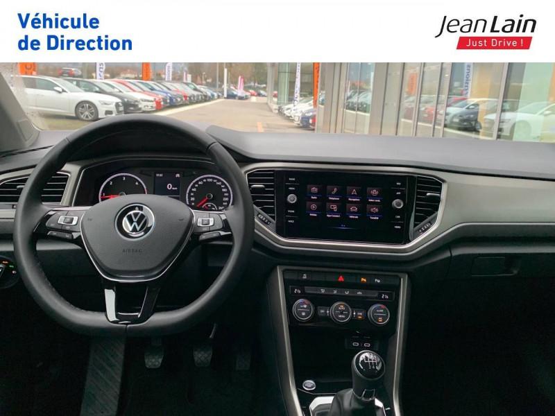 Volkswagen T-Roc T-Roc 2.0 TDI 150 Start/Stop BVM6 Lounge 5p Noir occasion à Cessy - photo n°18