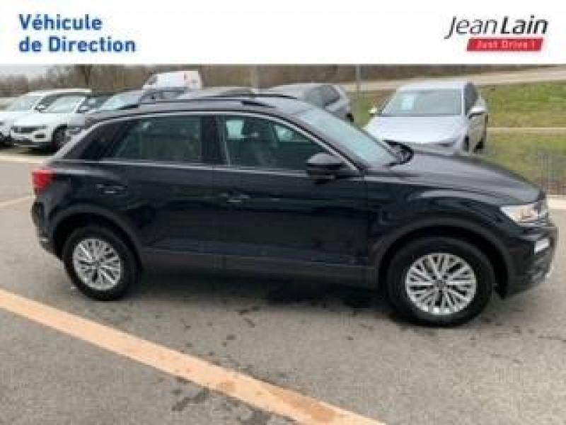 Volkswagen T-Roc T-Roc 2.0 TDI 150 Start/Stop BVM6 Lounge 5p Noir occasion à Cessy - photo n°4