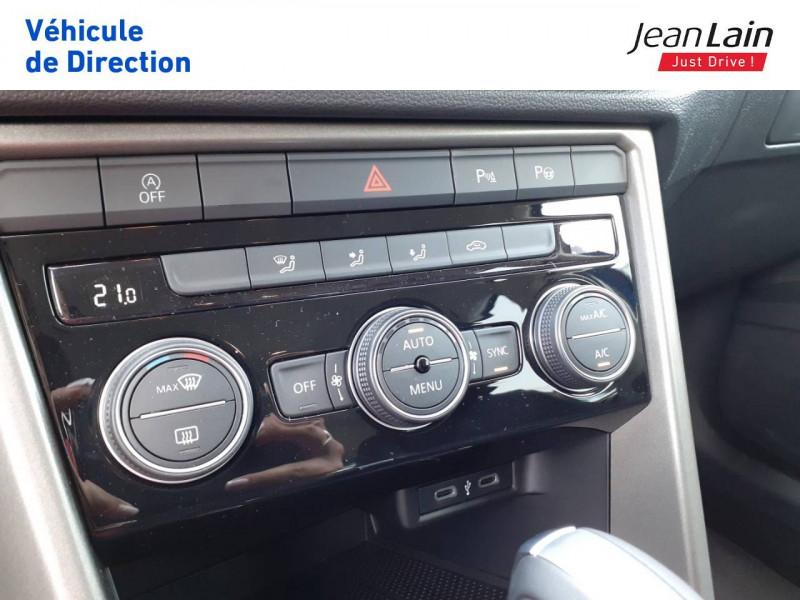 Volkswagen T-Roc T-Roc 2.0 TDI 150 Start/Stop DSG7 Lounge 5p Bleu occasion à Fontaine - photo n°14