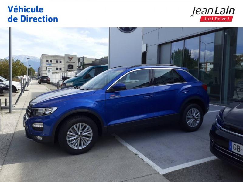 Volkswagen T-Roc T-Roc 2.0 TDI 150 Start/Stop DSG7 Lounge 5p Bleu occasion à Fontaine - photo n°8