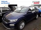 Volkswagen T-Roc T-Roc 2.0 TDI 150 Start/Stop DSG7 Lounge 5p Bleu à Ville-la-Grand 74
