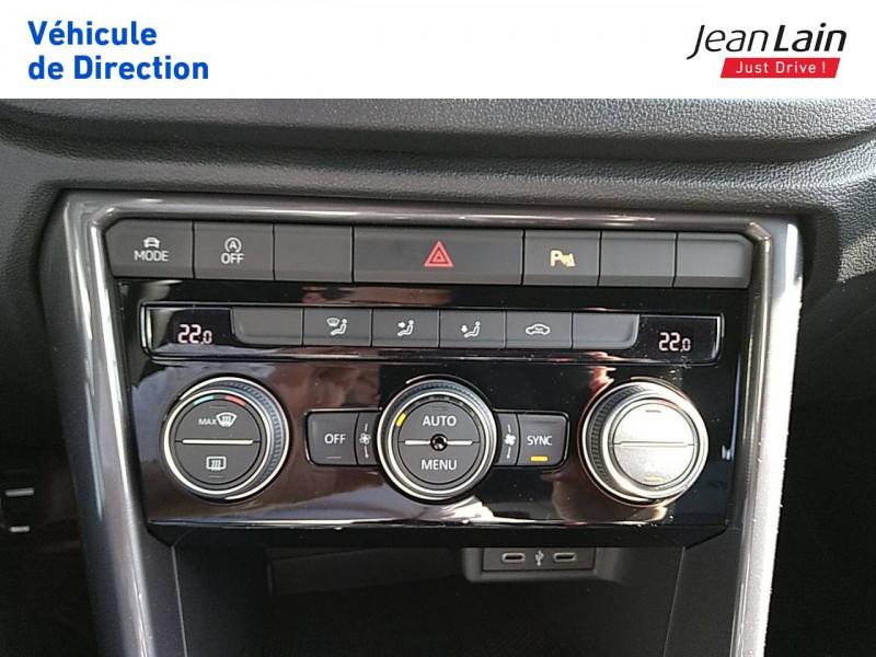 Volkswagen T-Roc T-Roc 2.0 TDI 150 Start/Stop DSG7 R-Line 5p Blanc occasion à Ville-la-Grand - photo n°14