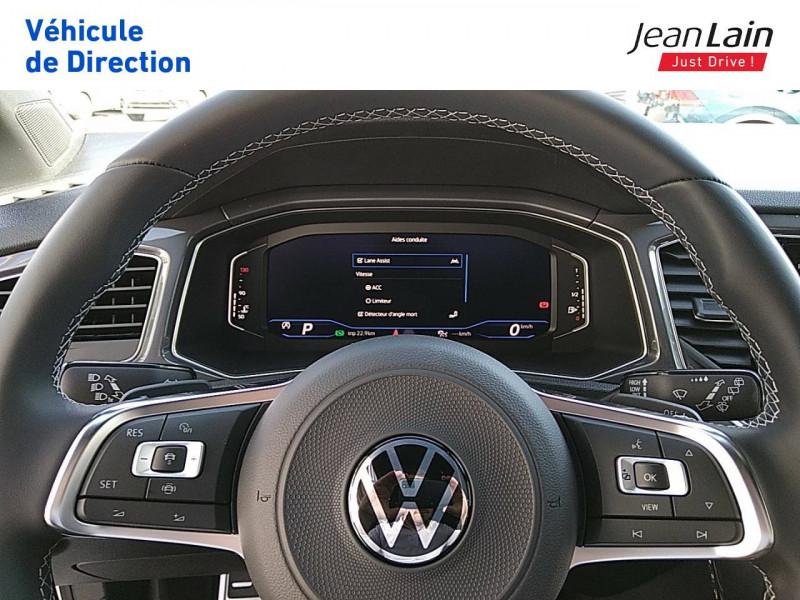 Volkswagen T-Roc T-Roc 2.0 TDI 150 Start/Stop DSG7 R-Line 5p Blanc occasion à Ville-la-Grand - photo n°12
