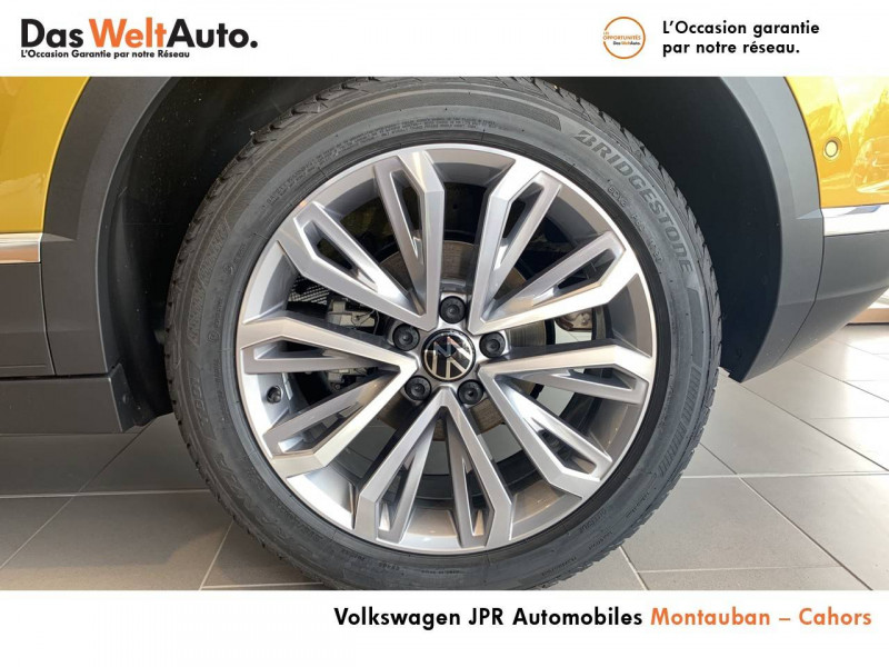 Volkswagen T-Roc T-Roc Cabriolet 1.0 TSI 115 Start/Stop BVM6 Style 2p  occasion à Cahors - photo n°9