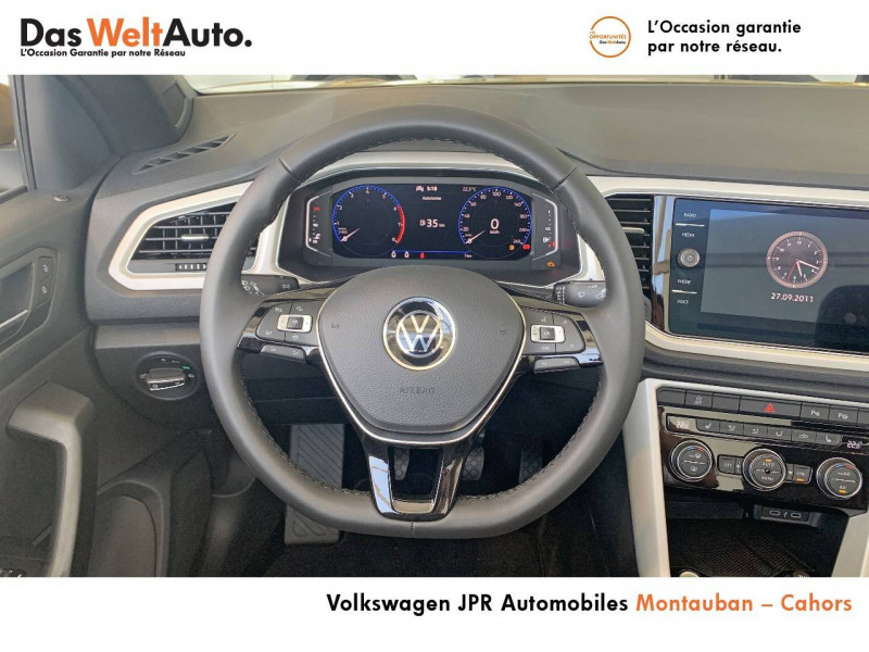 Volkswagen T-Roc T-Roc Cabriolet 1.0 TSI 115 Start/Stop BVM6 Style 2p  occasion à Cahors - photo n°10
