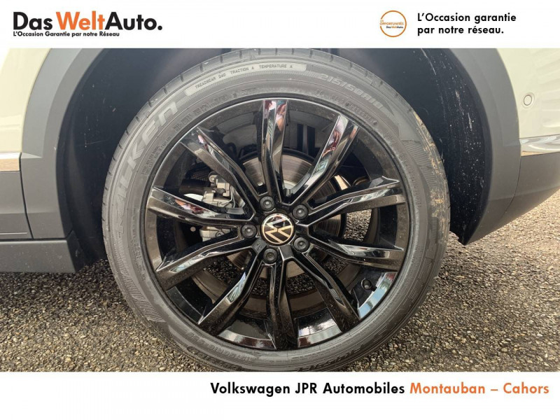 Volkswagen T-Roc T-Roc Cabriolet 1.0 TSI 115 Start/Stop BVM6 Style 2p Blanc occasion à Cahors - photo n°9