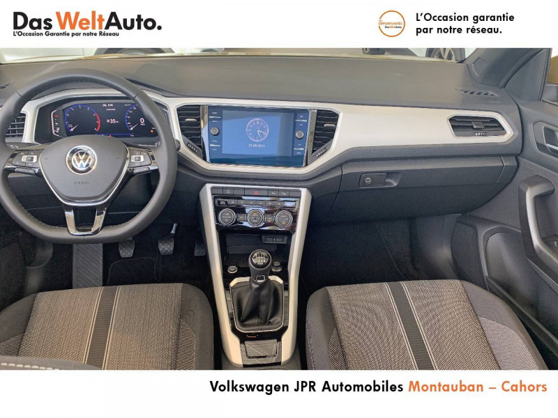 Volkswagen T-Roc T-Roc Cabriolet 1.0 TSI 115 Start/Stop BVM6 Style 2p  occasion à Cahors - photo n°5