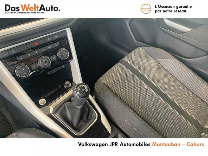 Volkswagen T-Roc T-Roc Cabriolet 1.0 TSI 115 Start/Stop BVM6 Style 2p  occasion à montauban - photo n°8