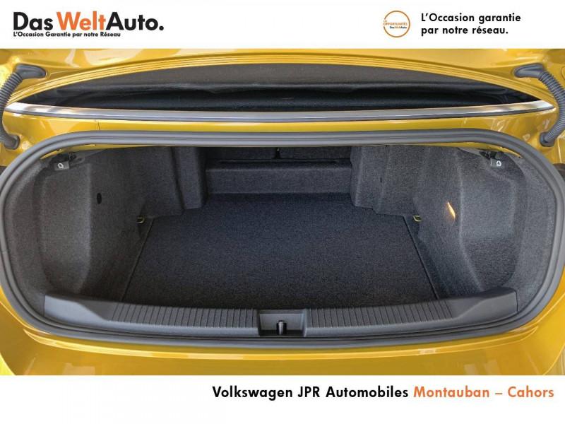 Volkswagen T-Roc T-Roc Cabriolet 1.0 TSI 115 Start/Stop BVM6 Style 2p  occasion à montauban - photo n°11