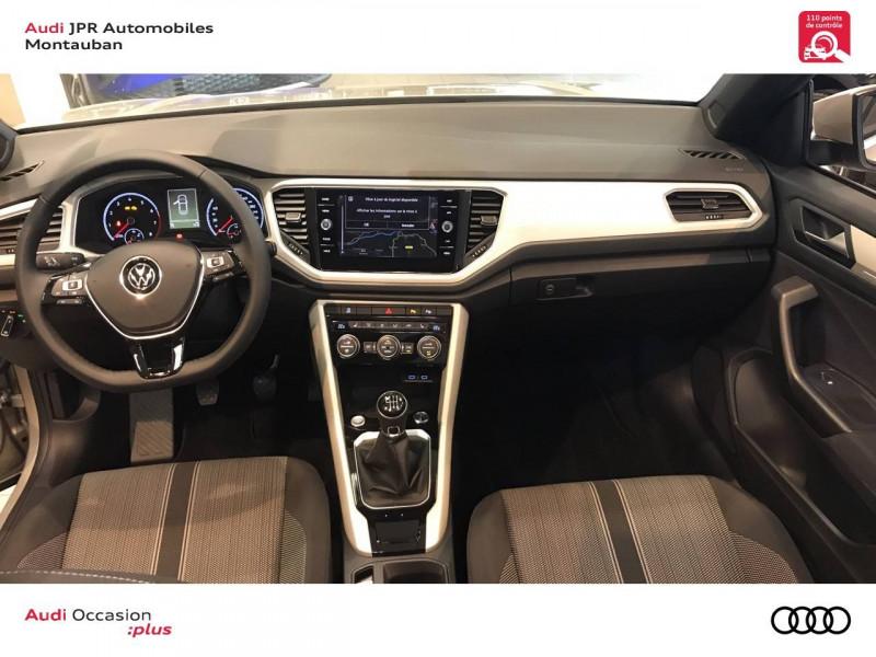 Volkswagen T-Roc T-Roc Cabriolet 1.0 TSI 115 Start/Stop BVM6 Style 2p  occasion à montauban - photo n°5