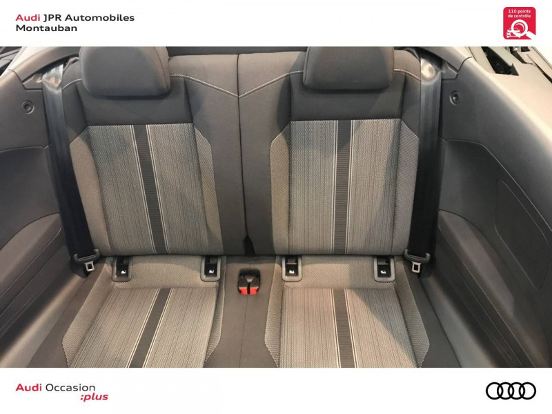 Volkswagen T-Roc T-Roc Cabriolet 1.0 TSI 115 Start/Stop BVM6 Style 2p  occasion à montauban - photo n°7