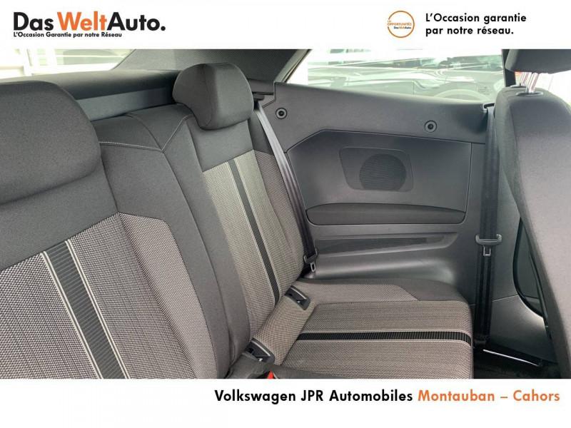 Volkswagen T-Roc T-Roc Cabriolet 1.0 TSI 115 Start/Stop BVM6 Style 2p Blanc occasion à montauban - photo n°7