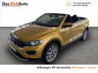 Volkswagen T-Roc T-Roc Cabriolet 1.0 TSI 115 Start/Stop BVM6 Style 2p  à montauban 82