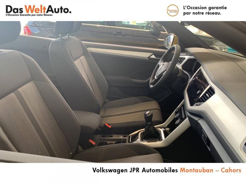 Volkswagen T-Roc T-Roc Cabriolet 1.0 TSI 115 Start/Stop BVM6 Style 2p  occasion à montauban - photo n°6