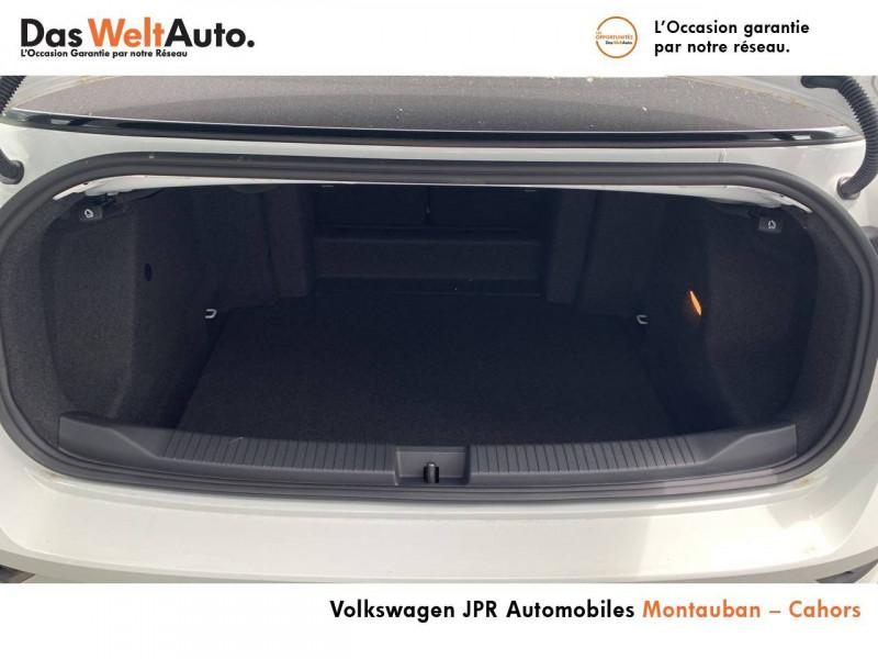 Volkswagen T-Roc T-Roc Cabriolet 1.0 TSI 115 Start/Stop BVM6 Style 2p Blanc occasion à montauban - photo n°11