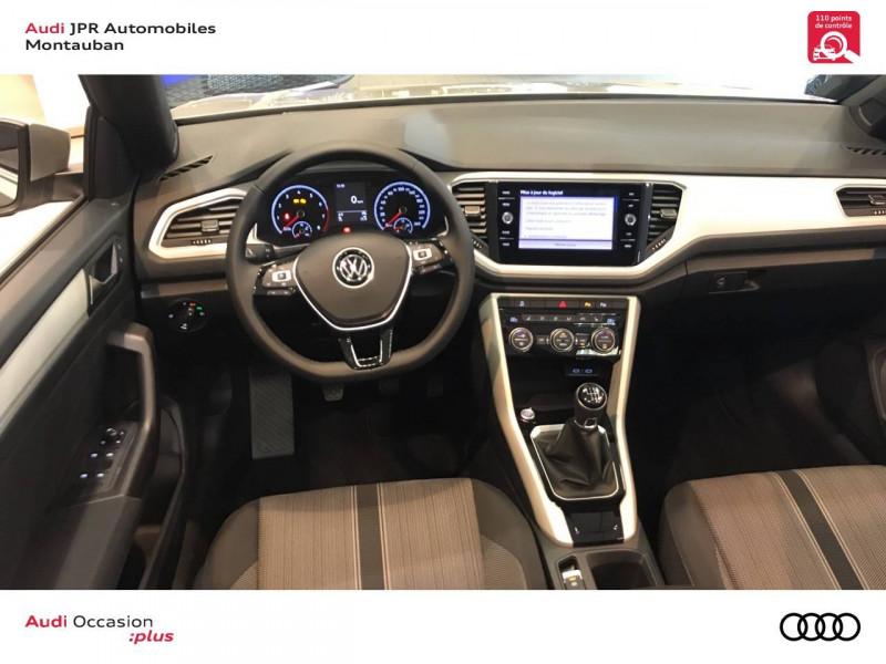 Volkswagen T-Roc T-Roc Cabriolet 1.0 TSI 115 Start/Stop BVM6 Style 2p  occasion à montauban - photo n°10
