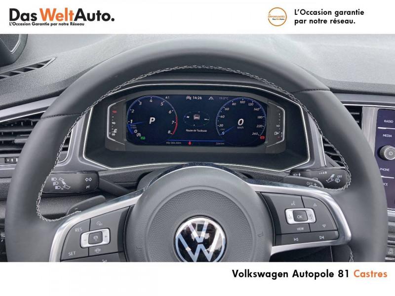 Volkswagen T-Roc T-Roc Cabriolet 1.5 TSI EVO 150 Start/Stop DSG7 R-Line 2p Gris occasion à Castres - photo n°8