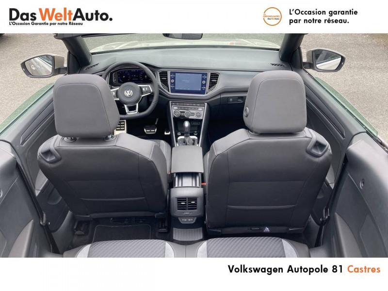 Volkswagen T-Roc T-Roc Cabriolet 1.5 TSI EVO 150 Start/Stop DSG7 R-Line 2p Gris occasion à Castres - photo n°3
