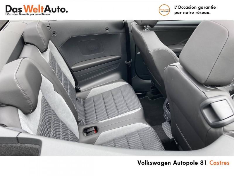 Volkswagen T-Roc T-Roc Cabriolet 1.5 TSI EVO 150 Start/Stop DSG7 R-Line 2p Gris occasion à Castres - photo n°5