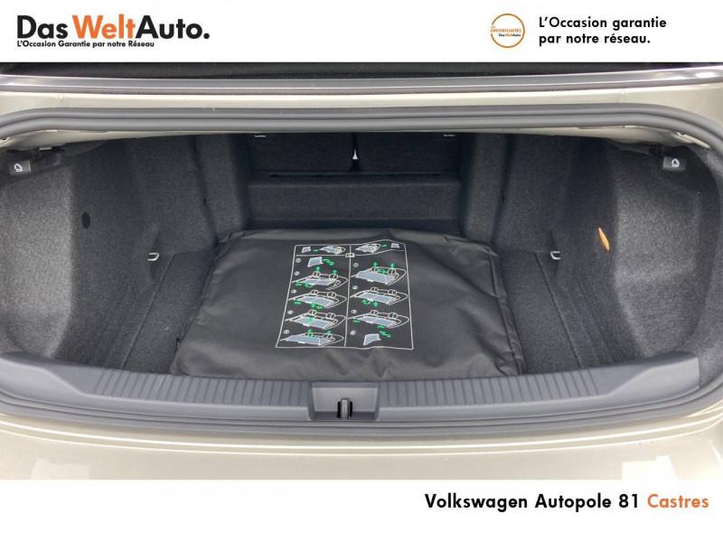 Volkswagen T-Roc T-Roc Cabriolet 1.5 TSI EVO 150 Start/Stop DSG7 R-Line 2p Gris occasion à Castres - photo n°7