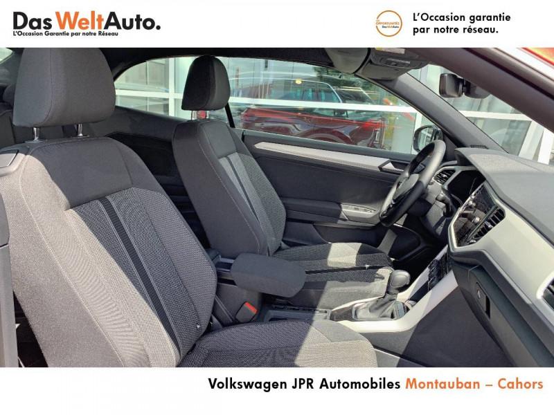 Volkswagen T-Roc T-Roc Cabriolet 1.5 TSI EVO 150 Start/Stop DSG7 Style 2p  occasion à Cahors - photo n°6