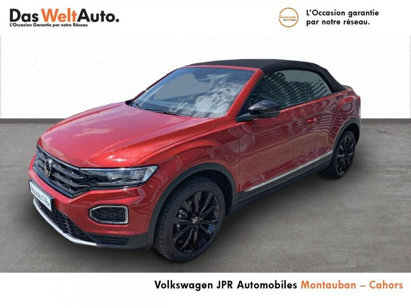 Volkswagen T-Roc T-Roc Cabriolet 1.5 TSI EVO 150 Start/Stop DSG7 Style 2p  occasion à Cahors