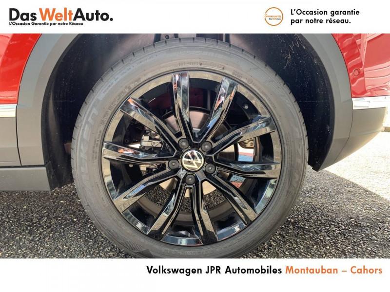 Volkswagen T-Roc T-Roc Cabriolet 1.5 TSI EVO 150 Start/Stop DSG7 Style 2p  occasion à Cahors - photo n°9