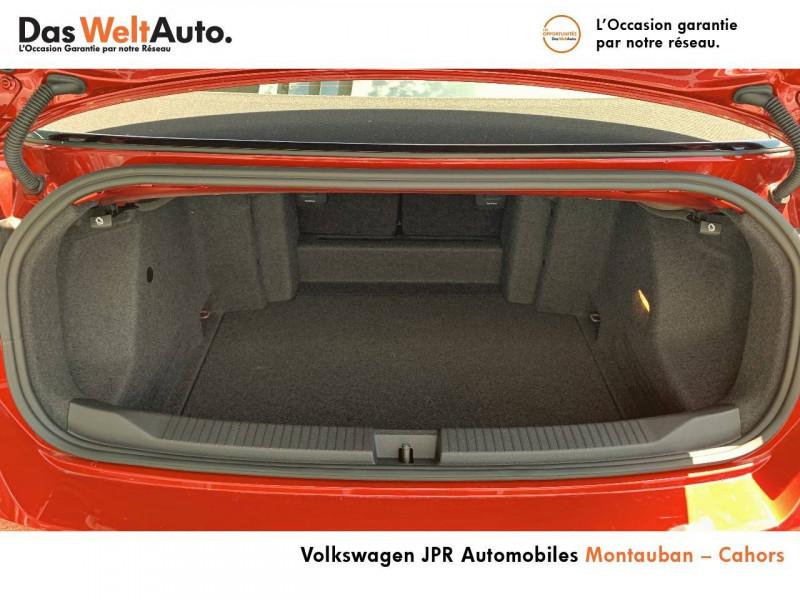 Volkswagen T-Roc T-Roc Cabriolet 1.5 TSI EVO 150 Start/Stop DSG7 Style 2p  occasion à Cahors - photo n°11