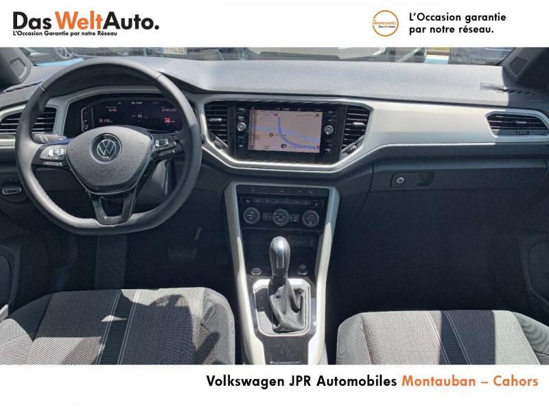 Volkswagen T-Roc T-Roc Cabriolet 1.5 TSI EVO 150 Start/Stop DSG7 Style 2p  occasion à Cahors - photo n°5