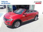 Volkswagen T-Roc T-Roc Cabriolet 1.5 TSI EVO 150 Start/Stop DSG7 Style 2p Rouge à Seynod 74