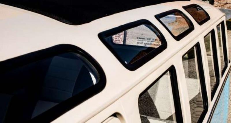 Volkswagen T1 AMBIENT LIGHT - OPEN ROOF - FULL RESTORATION Bleu occasion à IZEGEM - photo n°6
