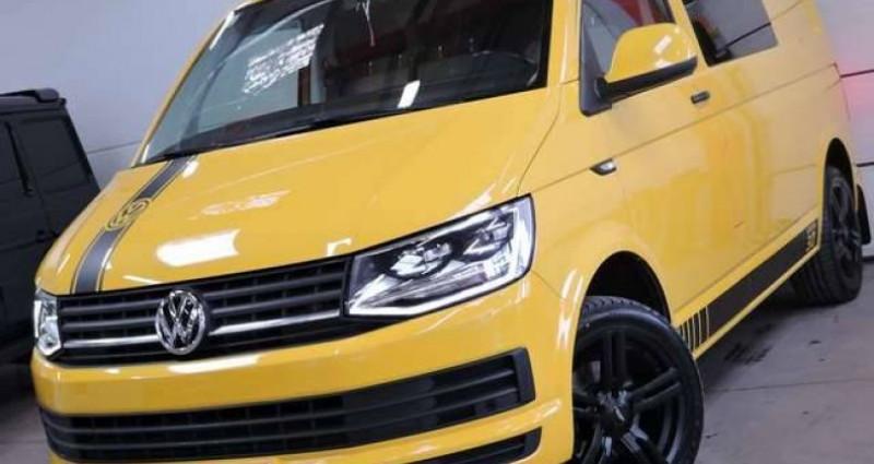 Volkswagen T6 Caravelle 2.OTDI 14OCV Jaune occasion à Sombreffe