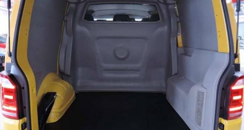 Volkswagen T6 Caravelle 2.OTDI 14OCV Jaune occasion à Sombreffe - photo n°6