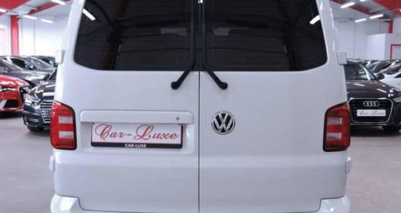Volkswagen T6 Caravelle 2.OTDI 2O4CV DSG MATRIX LED DOUBLE CABINE LONG Blanc occasion à Sombreffe - photo n°5