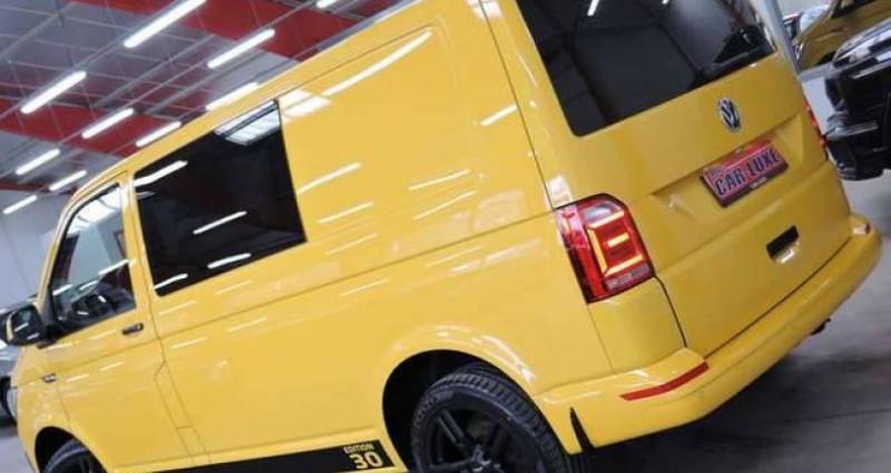Volkswagen T6 Transporter 2.OTDI 14OCV Jaune occasion à Sombreffe - photo n°2
