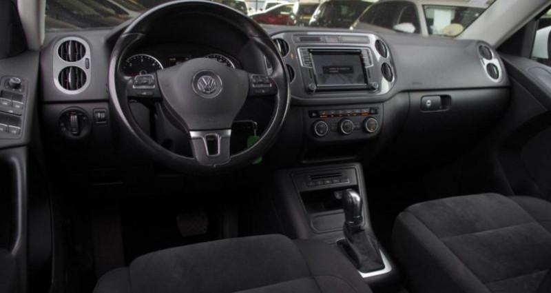 Volkswagen Tiguan (2) 2.0 TDI 150 BLUEMOTION TECHNOLOGY 4MOTION SPORT BUSINESS Blanc occasion à Chambourcy - photo n°2
