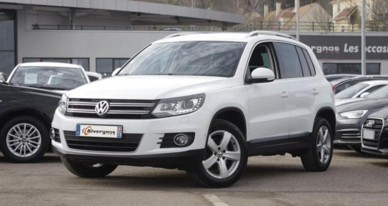 Volkswagen Tiguan (2) 2.0 TDI 150 BLUEMOTION TECHNOLOGY 4MOTION SPORT BUSINESS Blanc occasion à Chambourcy