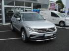 Volkswagen Tiguan 1.4 eHybrid 245ch Elegance DSG6 Argent à Aurillac 15